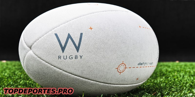 ▶ Balón de Rugby